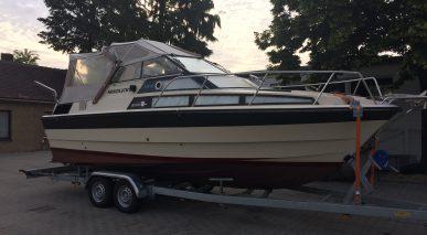 Motorboot Bredemann