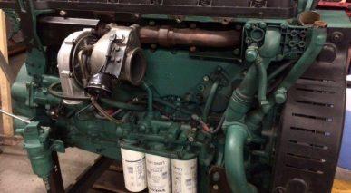 Volvo Penta Generatormotor TAD 941 GE